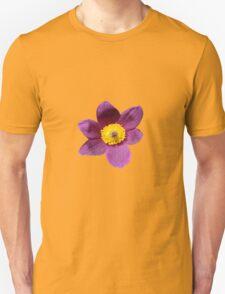 Purple Flower Tee Shirt T-Shirt