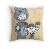 Pffffffft. Whatever, Man. Throw Pillow