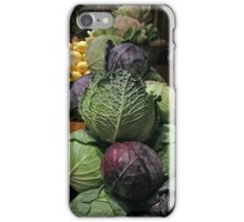 Cabbages iPhone Case/Skin