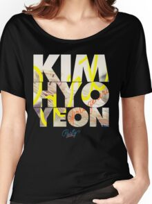 Girls' Generation (SNSD) Kim Hyoyeon 'Party' Women's Relaxed Fit T-Shirt