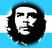 Che (Argentina) by mongoliandevil