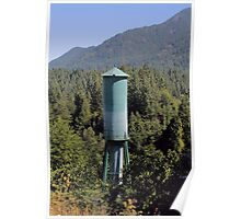 Glines Canyon Dam Water Tower Poster