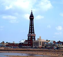 Blackpool Tower by colette2511