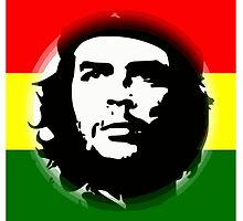 Che (Bolivia) by mongoliandevil