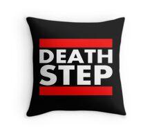 Run DMC Dubstep Deathstep Throw Pillow