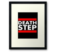Run DMC Dubstep Deathstep Framed Print