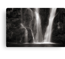 Waterfall, Valley of Desolation Canvas Print