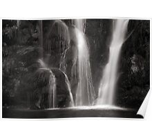 Waterfall, Valley of Desolation Poster