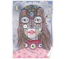 Optometria, Princess of the Far Seeing Ones Poster