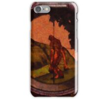 Hunting Bigfoot by Sarah Kirk iPhone Case/Skin