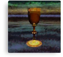 The Holy Grail by Sarah Kirk Canvas Print