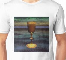 The Holy Grail by Sarah Kirk Unisex T-Shirt