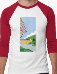 Intercity Savers, Oct 1987 Men's Baseball ¾ T-Shirt