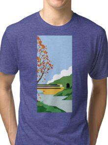 Intercity Savers, Oct 1987 Tri-blend T-Shirt