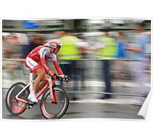Tour de France 2010 prologue Poster