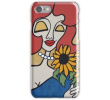 Wildago's Sunflower Pearl iPhone Case/Skin