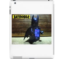 Batmobile iPad Case/Skin