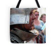 Focussed warrior Tote Bag