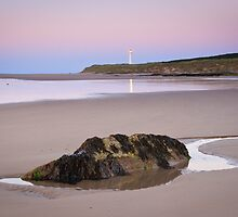 Covesea Lighthouse, Morayshire by Christopher Thomson