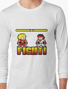 'FIGHT!' Long Sleeve T-Shirt