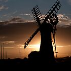 Thurne Mill by Studio95