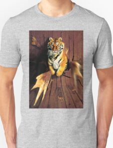 Tiger Wreckage Unisex T-Shirt