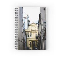 Vintage Buildings Spiral Notebook