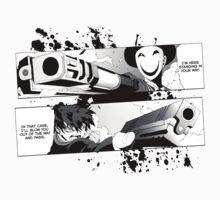 Black Bullet - Rentarō VS Kagetane Kids Clothes