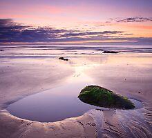Covesea dusk by Christopher Thomson