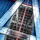 Puerta de Europa Towers - Madrid by david gilligan