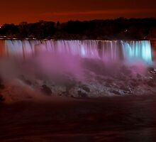 The Colours Of Niagara Falls - 1 ©  by © Hany G. Jadaa © Prince John Photography