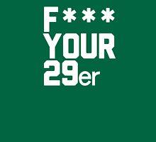 I love 29ers Unisex T-Shirt