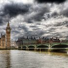 Westminster - London by david gilligan