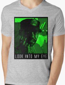 Look Into My Eye Mens V-Neck T-Shirt