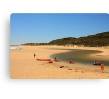 Margaret River Mouth #2, Western Australia Canvas Print
