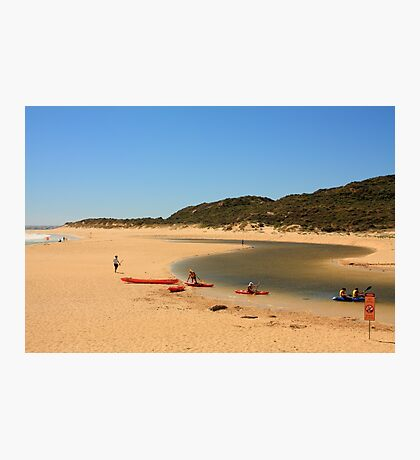 Margaret River Mouth #2, Western Australia Photographic Print