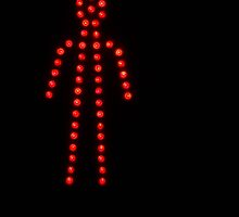 red light little avatar led guy by hpostant