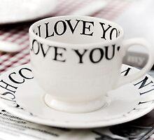 Love Cup by Drew Walker