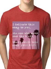 Heartbreak Girl - 5SOS Tri-blend T-Shirt
