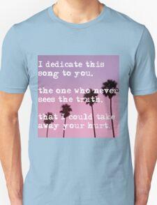 Heartbreak Girl - 5SOS Unisex T-Shirt
