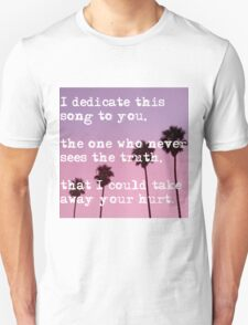 Heartbreak Girl - 5SOS T-Shirt