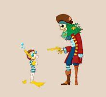 Goggle Boy vs Pirate King Unisex T-Shirt