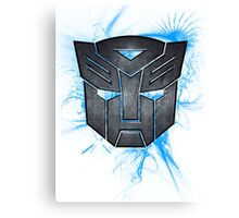 Autobots! Roll out Canvas Print