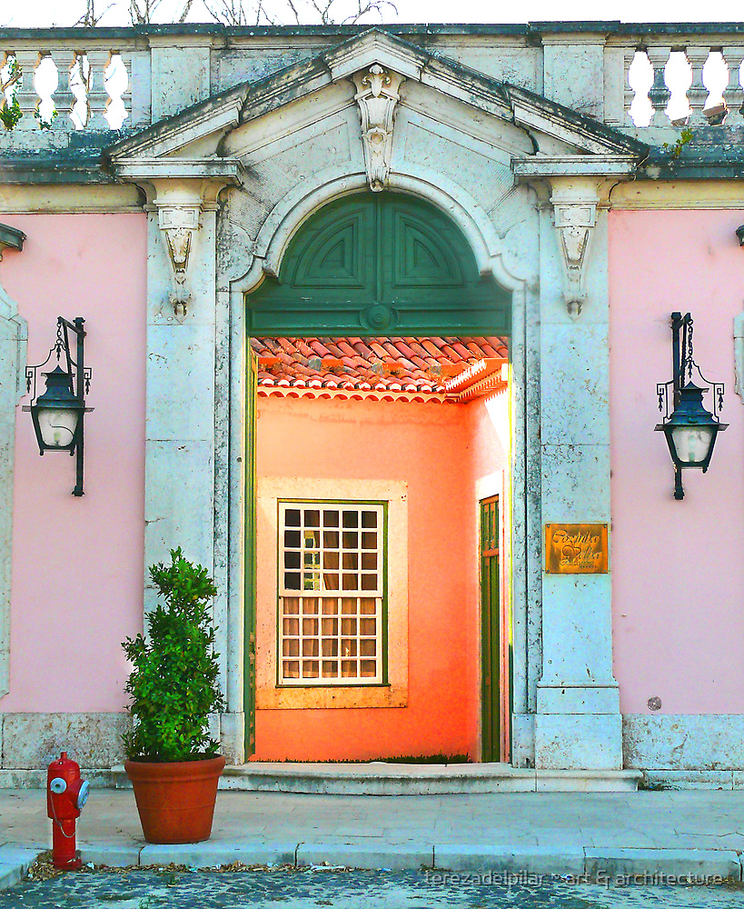 portico by terezadelpilar~ art & architecture