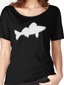 Simply Walleye Women's Relaxed Fit T-Shirt