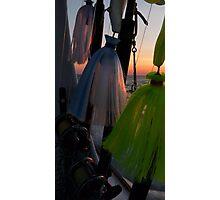 Sunrise on the Chesapeake Bay Photographic Print