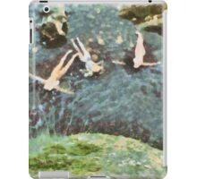 Water Nymphs by Sarah Kirk iPad Case/Skin