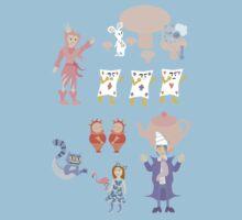 Weird Wacky Wonderful Wonderland by JoshCooper