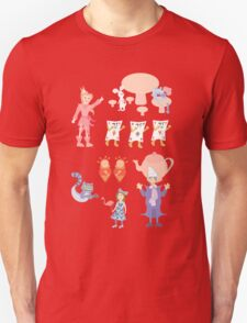 Weird Wacky Wonderful Wonderland T-Shirt