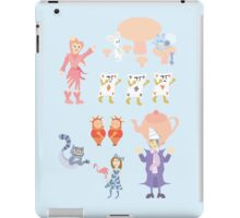 Weird Wacky Wonderful Wonderland iPad Case/Skin